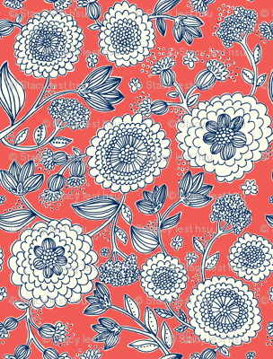 Flower_Fun_coral_navy