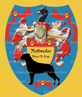 Rottweiler Coat Of Arms