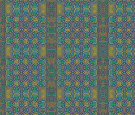 keyhole_scarf_with_border fabric by oranshpeel on Spoonflower - custom fabric