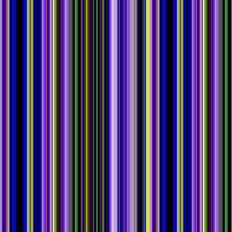 Purple People Eater Stripes