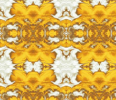 Fractal 4 fabric by animotaxis on Spoonflower - custom fabric