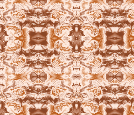 Fractal 8 fabric by animotaxis on Spoonflower - custom fabric
