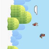 Mario Sky World
