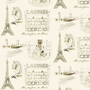 Un parfum de Paris...