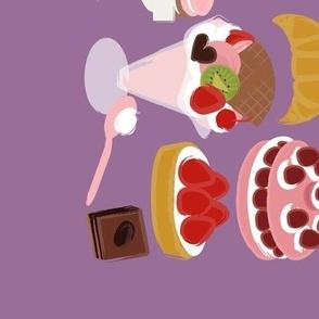 Violet Sweets Cafe