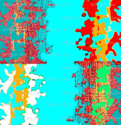 Weathered - Urban Landscape
