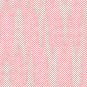 Pink chevron delicate