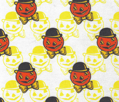 Dapper Pumpkin ~ Yellow Variant