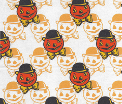 Dapper Pumpkin ~ Orange Variant