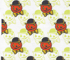 Dapper Pumpkin ~ Green Variant