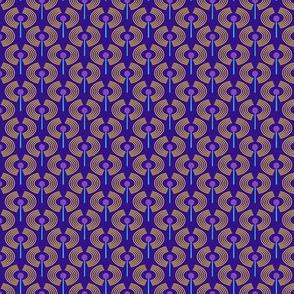 Robot coordinates - antennae - dark blue