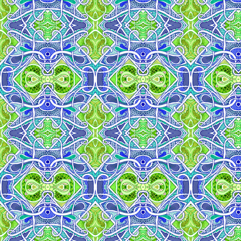 Wacky Island fabric by edsel2084 on Spoonflower - custom fabric