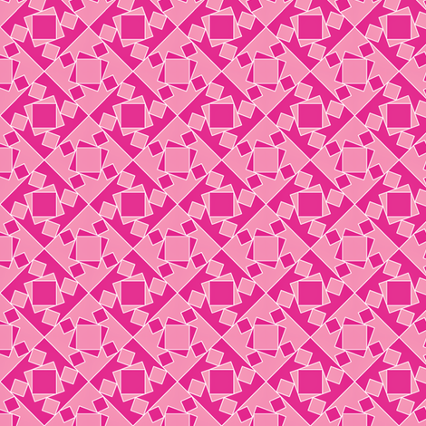 checkewed_-_rose petals 250 fabric by glimmericks on Spoonflower - custom fabric