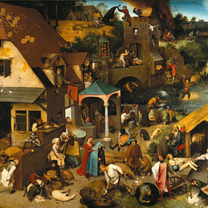 netherlandish proverbs