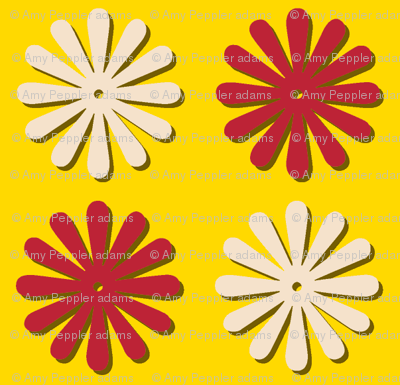 Circus Wheels (Yellow)