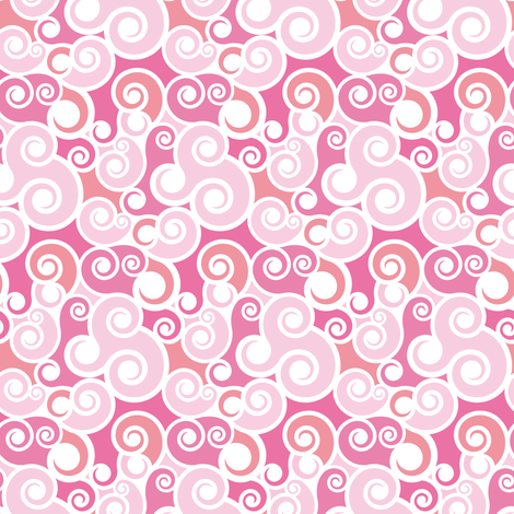 Candy Swirls fabric by patternhillstudio on Spoonflower - custom fabric