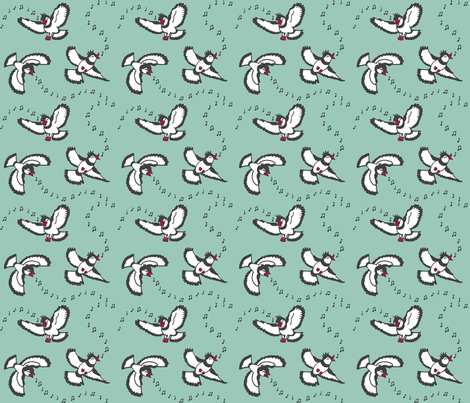 Joy fabric by adranre on Spoonflower - custom fabric