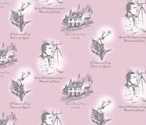 Annandale_Virginia II - old lavender fabric by glimmericks on Spoonflower - custom fabric