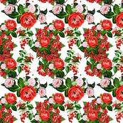 Red Blossoms No. I