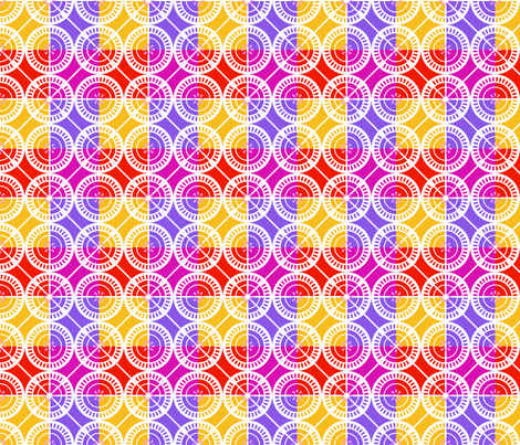 Brights03_150dpi fabric by curlywillowco on Spoonflower - custom fabric