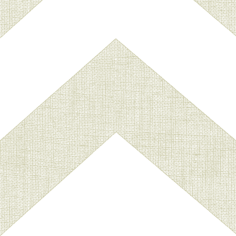 chevron burlap / white fabric by paragonstudios on Spoonflower - custom fabric