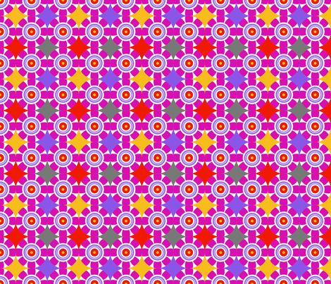 Brights04_150dpi fabric by curlywillowco on Spoonflower - custom fabric