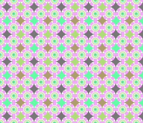 Pastel04_150dpi fabric by curlywillowco on Spoonflower - custom fabric