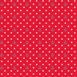 RED - PIN DOT - ANCHOR