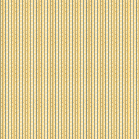 Miniature Gold, Blue, and Sun Stripe ©2012 by Jane Walker fabric by artbyjanewalker on Spoonflower - custom fabric