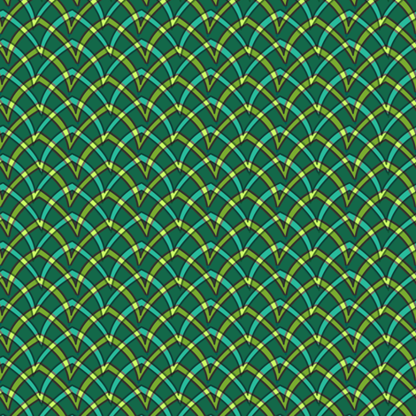 double_arch_202 fabric by glimmericks on Spoonflower - custom fabric