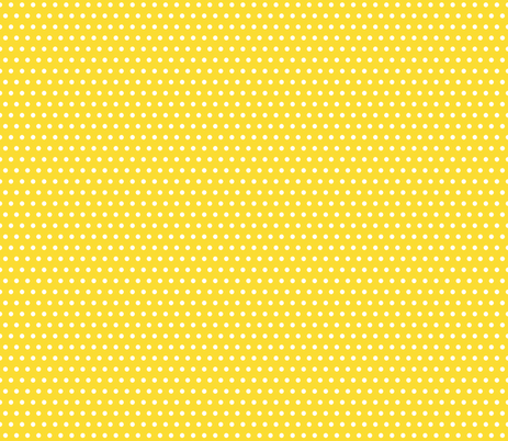 Beep Boop Dot (Yellow) fabric by meg56003 on Spoonflower - custom fabric