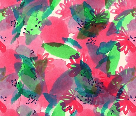 Gladness of Morning fabric by joylaforme on Spoonflower - custom fabric