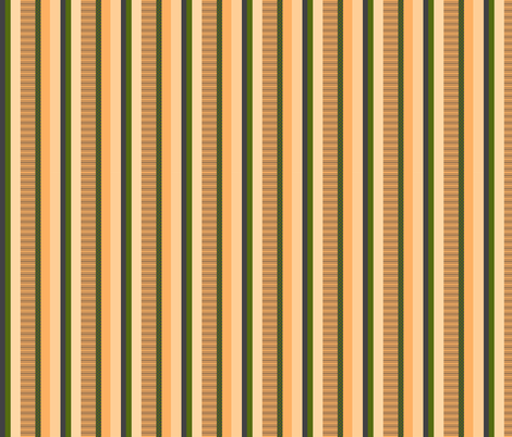 November Stripe fabric by cricketswool on Spoonflower - custom fabric