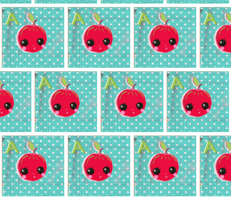 aappleetsy-ed fabric by blossomnbird on Spoonflower - custom fabric