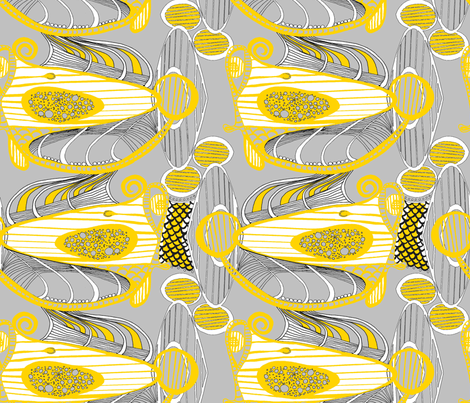 road_curves fabric by wiccked on Spoonflower - custom fabric