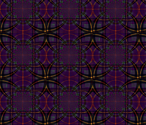 hypnoplaid fabric by justjoycelyn on Spoonflower - custom fabric