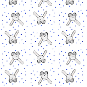 bunny-dots