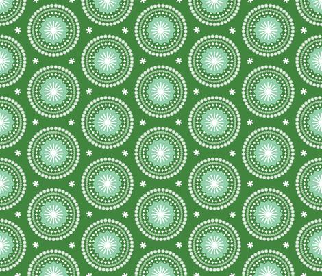 Bandana* (Dollar Bill) fabric by pennycandy on Spoonflower - custom fabric