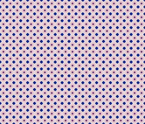Navy03_150dpi fabric by curlywillowco on Spoonflower - custom fabric