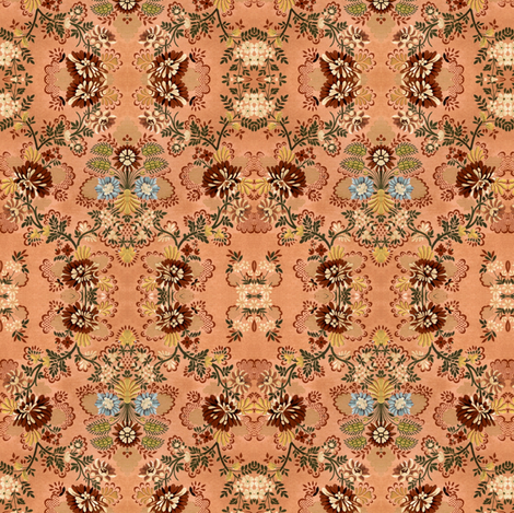 Shabby Chic fabric by whimzwhirled on Spoonflower - custom fabric