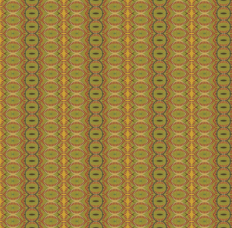 Afripique fabric by david_kent_collections on Spoonflower - custom fabric