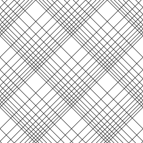 loglog graph X fabric by sef on Spoonflower - custom fabric