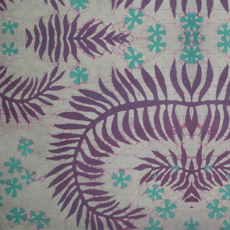 ferny fabric by hooeybatiks on Spoonflower - custom fabric