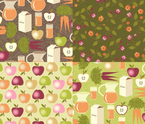 Rrrrsweet_apples_and_carrot_juice_green_co-ordinates_58_inch_shop_preview