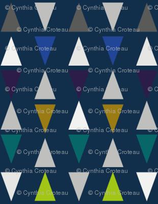 It's raining triangles - Star combo