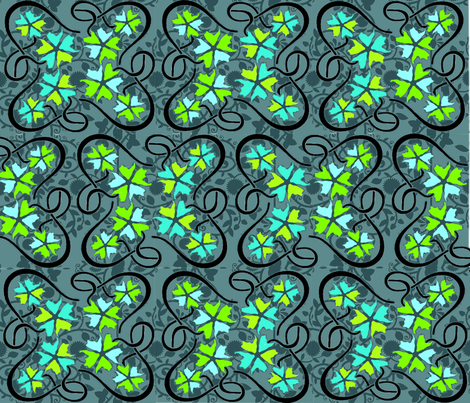 Nouvo fabric by catail_designs on Spoonflower - custom fabric