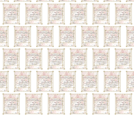 wedding_invitation_fabric_II fabric by karenharveycox on Spoonflower - custom fabric