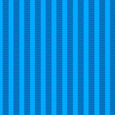 Robot Leg Stripe - Lt Blue V2.1