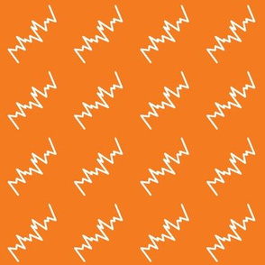 Robot Wave Orange