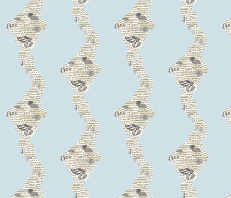 clouds fabric by conteximus on Spoonflower - custom fabric